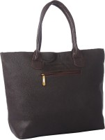 Alessia74 Hand-held Bag Dark Brown
