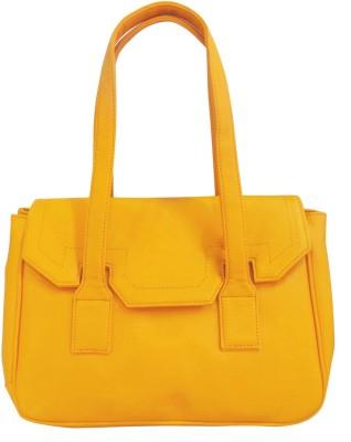 Toteteca Bag Works Hand-held Bag Yellow