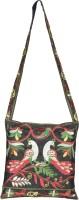 Rajul's Art & Designer Collection Sling Bag Black