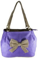 Heels & Handles Adele Shoulder Bag (Purple)