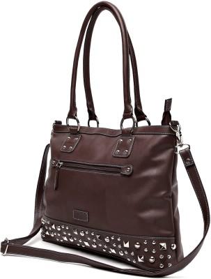Murcia Murcia MM4 Hand Bag (Brown)