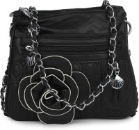 Star Style Hand-held Bag Black