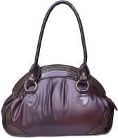 Arshia Formal Collection Hand-held Bag - Brown