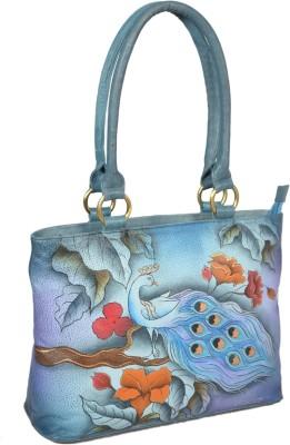 Vakaro Vakaro Dancing Tunes Hand Bag (Multicolor)