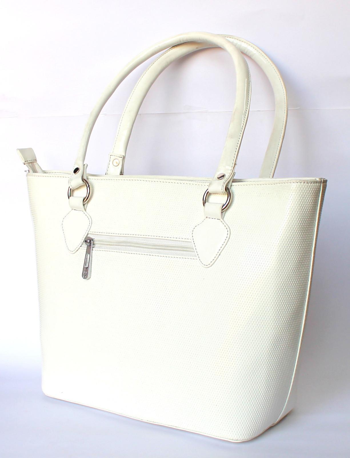 StonKraft Designer Branded Faux Leather Ladies Baguette Shoulder Bag  Shoulder Bag Off-White 595cd504860e7