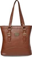 Arshia Formal With Side Design Shoulder Bag Brown