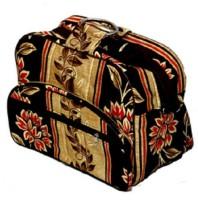 Kuber Industries Shopping Bag Messenger Bag Maroon