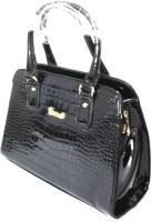Ethnics Classy Hand-held Bag (Black)