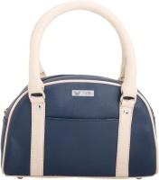 Beau Design PU Leather Hand-Held Bag Blue-01