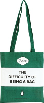 Buy Penguin The Difficulty of Being a Bag Tote: Hand Messenger Bag
