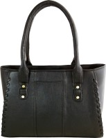 Hi Look Hand-held Bag Black-01