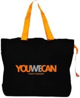Bagforever Youwecan Black Multi-Utility Shopping Bag Shoulder Bag Black