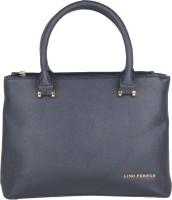 Lino Perros Hand-held Bag BLUE-01