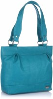 Butterflies Trendy Hand-held Bag - Blue