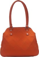 Moda Desire Orange Hand-Held Bag Orange