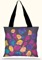Active Elements Eye-Catching Both Side Printed For Daily Casual Use. D. No. - Tbag-10245 Shoulder Bag Pink-08