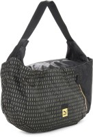 Puma Avenue Hobo Hobo Black, White, Stripe Graphic