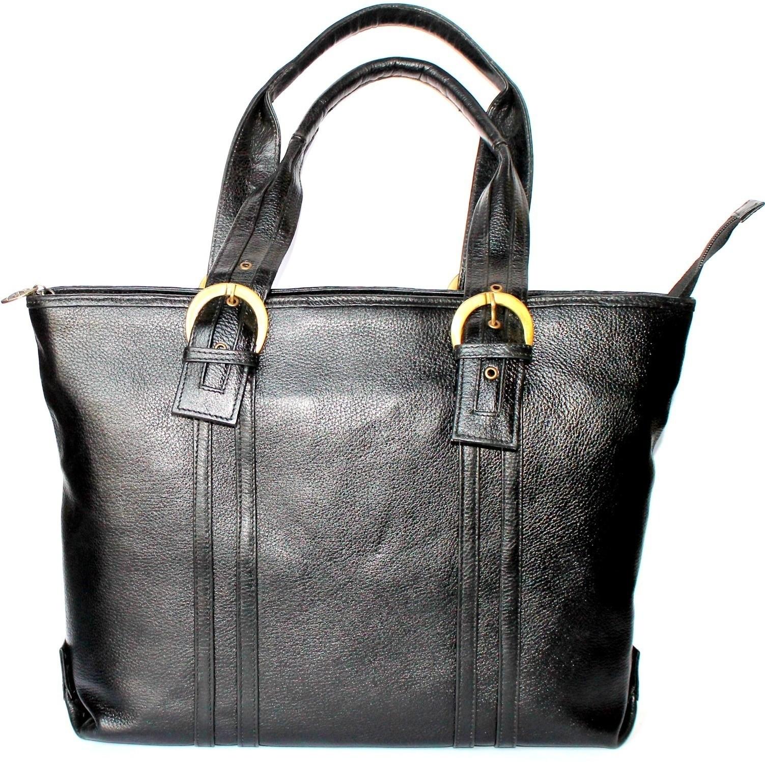 Buy StonKraft Designer Branded Genuine Pure Leather Ladies Baguette  Shoulder Bag Shoulder Bag Black   ₹ 2200 by StonKraft from Flipkart  0b33d10ff324d