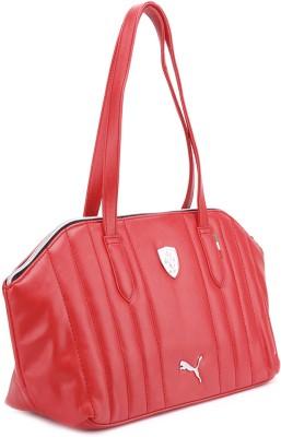 6f7f12c17a Puma Ferrari LS Shoulder Bag (Rosso Corsa)