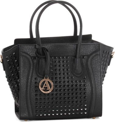 Abrazo Celine Hand-held Bag Black on Flipkart, Amazon, Snapdeal ...