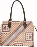 AVX Satchel Shoulder Bag Multicolor