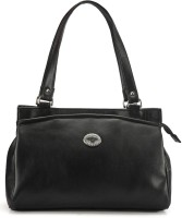 RRTC Trendy And Elegant Hand-Held Bag Black