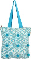 Pick Pocket Tote Blue