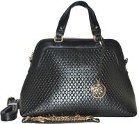 Fashion Lounge Snake Skin Design Hand-held Bag (black03)