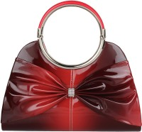 Hunar India Hand-held Bag Red Double Shaded