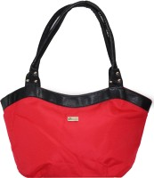 JG Shoppe Gleam And Glint Hand-held Bag - Red-236