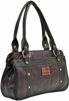 Hawai Women Hand-held Bag - Brown-01