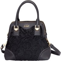 Eskefashions Hand-held Bag Black-02