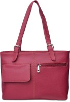 Arshia Formal With Front Pocket Handbag Hand-held Bag - Red-04