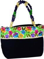 Arisha Kreation Co Hand-held Bag Blue