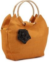 Earthen Me Hand-held Bag - Orange