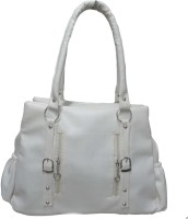 Creative Woman Shoulder Bag - White