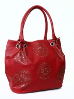 Carry On Bags Hand-Held Bag Cherry Red