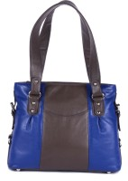 Hidekraft LBG0121IGD-Blue Hand-held Bag - Blue
