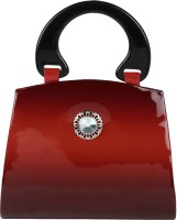 Aadi And Sons Studded Hand-held Bag Red05