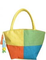 Earthen Me BBJ150 Hand-held Bag (Multi)
