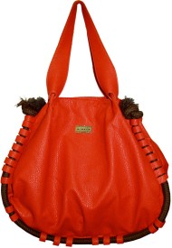 Arpera ladies-c11195 Hobo Red-handbags and accessories
