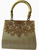 Moksh NX259GO475 Hand-held Bag - Gold