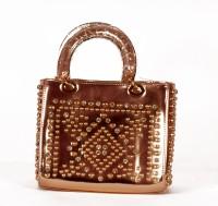 Orange Hand-held Bag Copper
