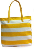 Carry On Bags Nautical Stripe Hand-held Bag - Yellow