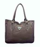 Lady Queen Shoulder Bag Brown