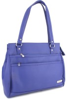 Murcia Hand-held Bag Blue - HMBE62H8DCAZCU9X