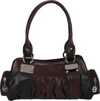 Aadi And Sons Solid Delight Hand-held Bag Black02