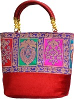 JG Shoppe Ethnic M10 Hand-held Bag Multicolor-759