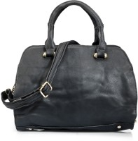 Frosty Fashion Stylish And Sleek Ff0100571 Hand-held Bag - Black-511