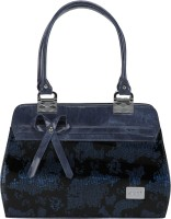Aadi And Sons Style Diva Hand-held Bag Blue01